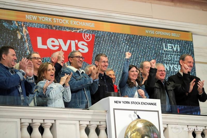 Levi Strauss's IPO may be a few sizes too big https://reut.rs/2TjN2wR @TheRealLSL