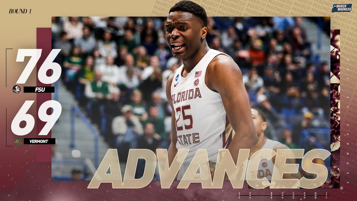 NCAA March Madness's photo on Florida State
