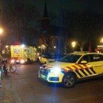 @BarendrechtnuNL - #Doormanplein Mobiel Medisch Team met spoed ter plaatse, arts en verpleegkundige zijn in ambulance gestapt en met spoed vertrokken. Persoon lag al in ambulance. Onbekend wat er precies aan vooraf is gegaan. #Barendrecht https://t.co/fwI8Dobtd0