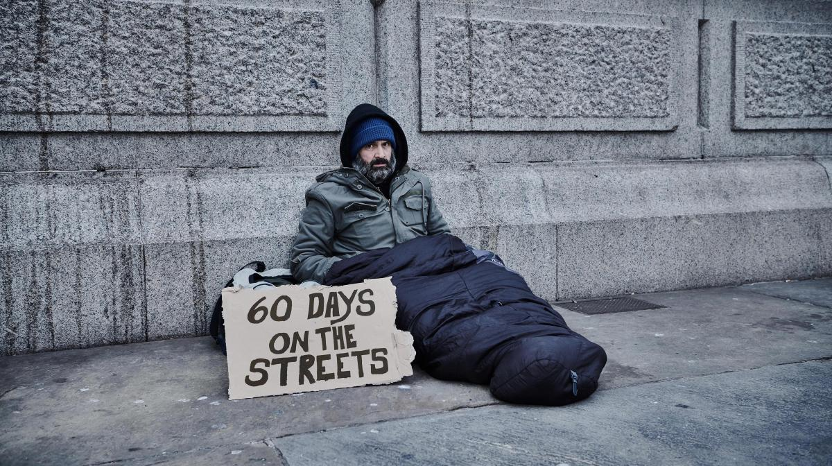 Have you been watching #60DAYSONTHESTREETS on@Channel4 ?This program highlights homelessness and the problems faced by those who are on the streets. A unique insight and useful for us when thinking about the action we take to help our own local people. <br>http://pic.twitter.com/v140DrZfik