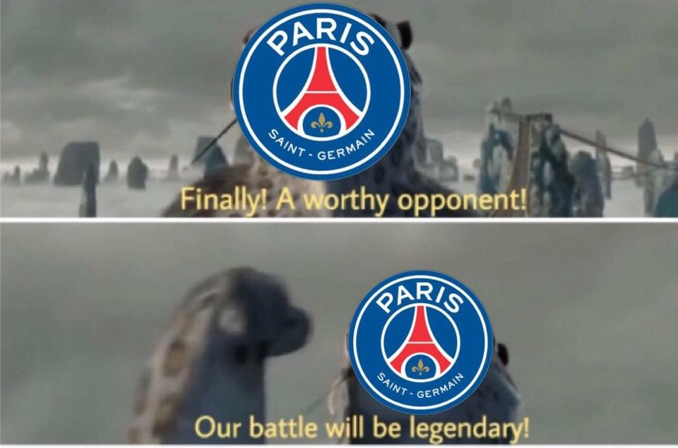 PSG when they see an innocent farmer plowing his fields