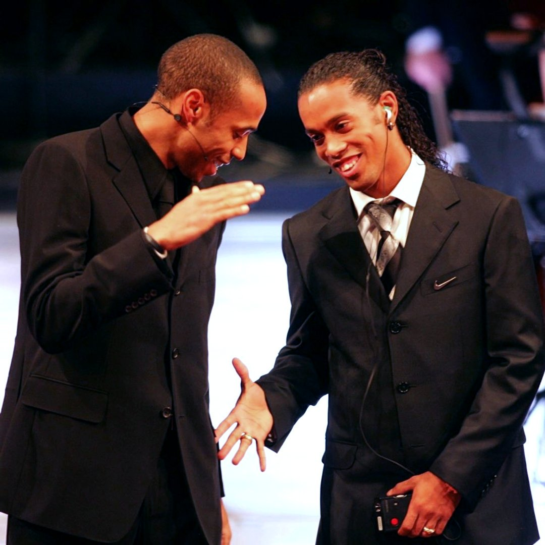 Happy 39th Birthday @10Ronaldinho stay blessed and happy with many more years to come