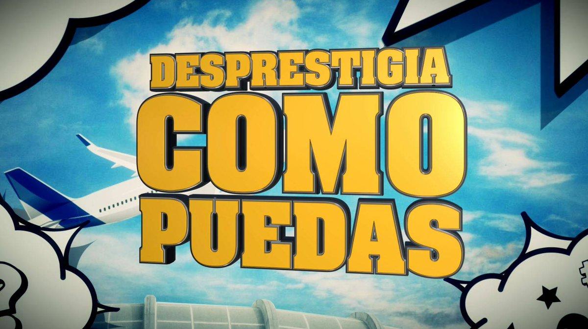 A la vuelta de publicidad tendremos una nueva edición de #DesprestigiaComoPuedas, algo que hace la taberna con el Real Madrid en cuanto tiene ocasión. ¡Volvemos enseguida! Esto es #90Minuti408