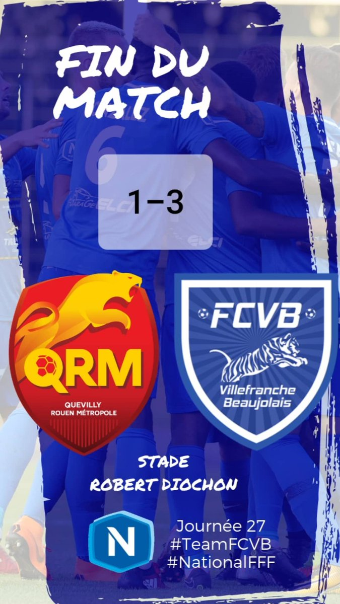 FC Villefranche Beaujolais's photo on #NationalFFF