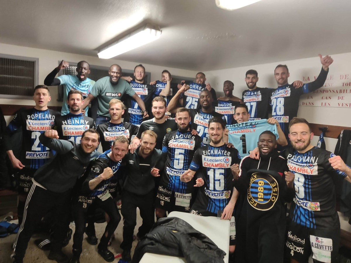 FC CHAMBLY OISE's photo on #NationalFFF