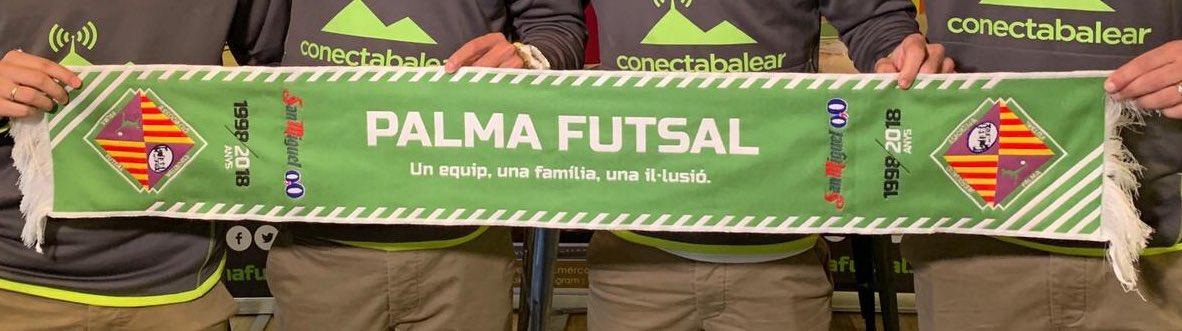 Grada Animació Palma Futsal's photo on Son Moix