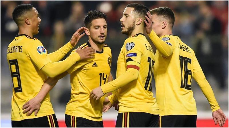 Video: Bỉ vs Nga