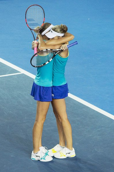 #ThrowbackThursday to my win with @KrisPliskova, and happy birthday! <br>http://pic.twitter.com/2V4CrXPi1P