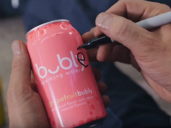 Attending Michael&#39;s show at the @Enterprise_Cntr in #STL on Friday? Find the @bublywater Sampling Stations and try a can! Post your photos enjoying #bubly on Facebook, Instagram or Twitter with #bublyvsbuble. We encourage the use of sharpies!<br>http://pic.twitter.com/Ld2M87lhGW