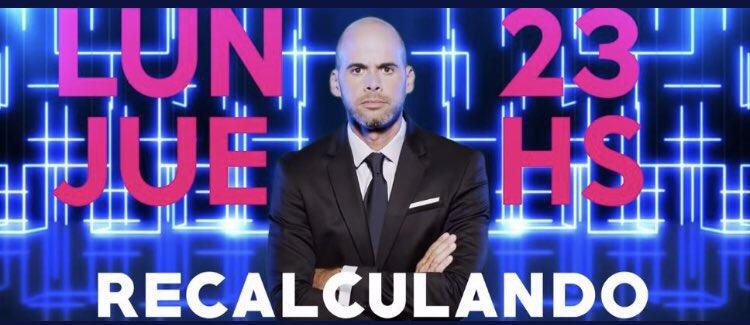 Julian Guarino's photo on #Recalculando