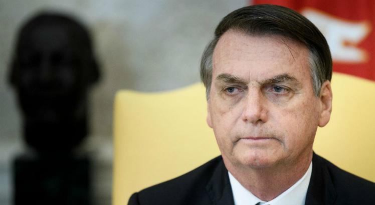 'Não estou preocupado com pesquisas', diz Bolsonaro