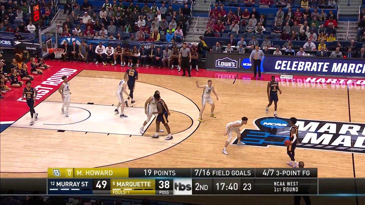 Ja Morant ON YA HEAD! Young Westbrook! (via @CBSSports)