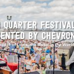 Image for the Tweet beginning: Get ready! @FQFestNOLA released their