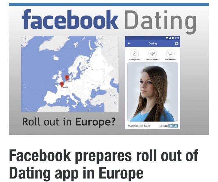 EU dating app