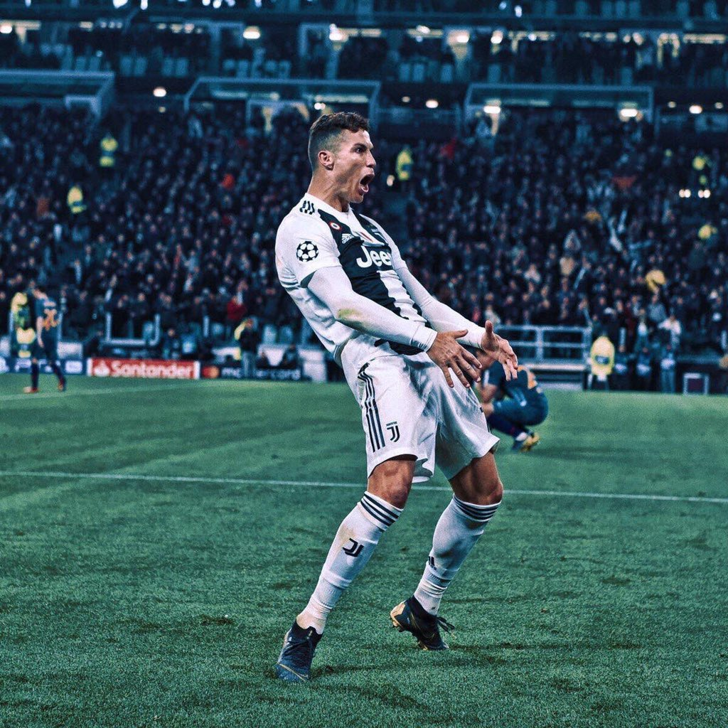 Cristiano Ronaldo has been fined €20,000 for his 'cojones' celebration.  He's earning:   €31,000,000 per season €2,410,464 per month €602,616 per week €86,088 per day €3,587 per hour €59.78 per minute  It will take him just 5 hours & 35 minutes to pay! 🤑🤑🤑