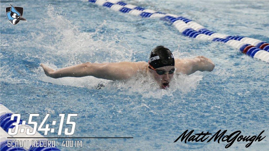 edc2ecf69fb Men's Swimming - Johns Hopkins University Athletics