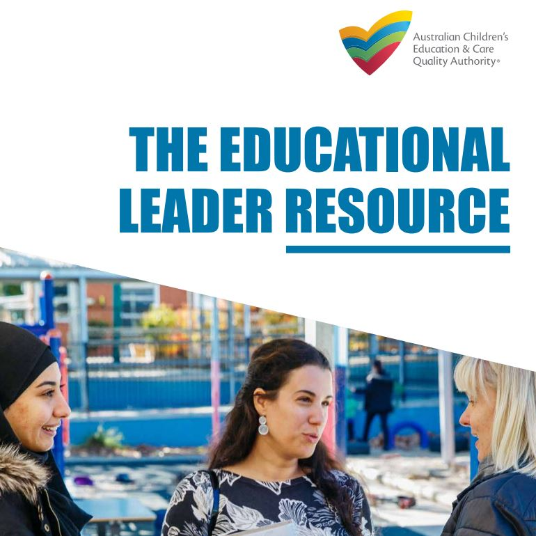 The Educational Leader Resource