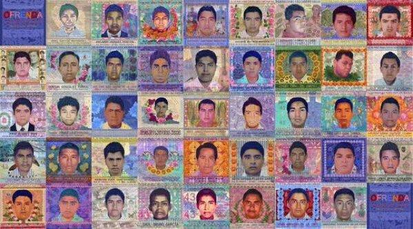 JUSTICIA VERDAD MEMORIA PorLos43+40mil NoMasImpunidadyRoboALaNacion Ayotzinapa54meses #QueremosPazVerdadJusticia https://t.co/xS4eT2e7VL