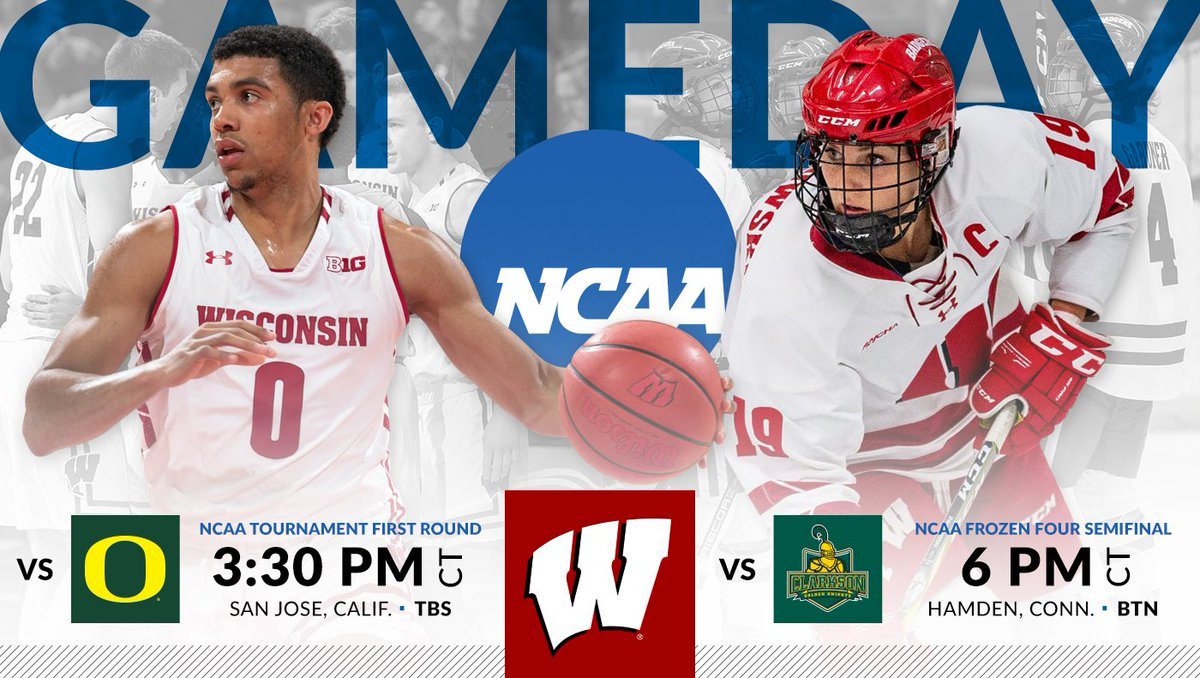 Wisconsin Badgers's photo on Badgers