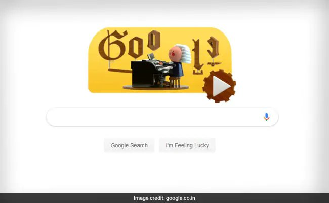 Google celebrates musician Johann Christian Bach with AI-powered doodle https://www.ndtv.com/world-news/google-celebrates-musician-johann-christian-bach-with-ai-powered-doodle-2011074 …
