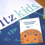 Image for the Tweet beginning: Travelling with little ones? #RitzKids