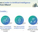 Image for the Tweet beginning: Is your organization an #AI
