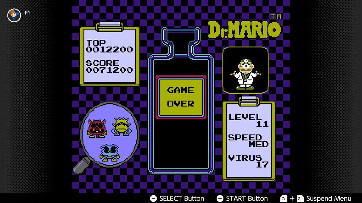 The GNamer High Score Challenge - Now Playing... Dr. Mario - Page 6 D2OECEkU0AAfYE1