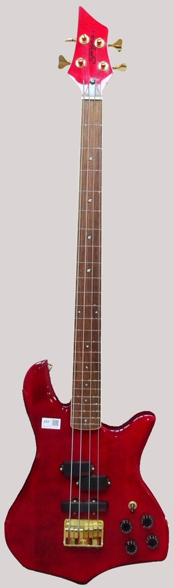 Starforce 7000 series fretless Bass Guitar at Ukulele Corner
