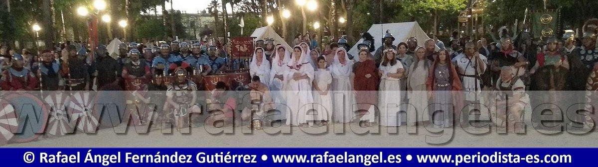 #Roma en #Sevilla MMXIX #RomaEnSevilla #RomaEnSevillaMMXIX #LegionesRomanas #SoldadosRomanos #Gladiadores #Vestales #CiudadanosdeRoma #RomaClásica #RomaImperial #MundoRomano #SPQR @VlpiaAelia @HispaniaRomana @EgoFemina @Ayto_Sevilla http://bit.ly/romaensevillafb http://bit.ly/romaensevillafk