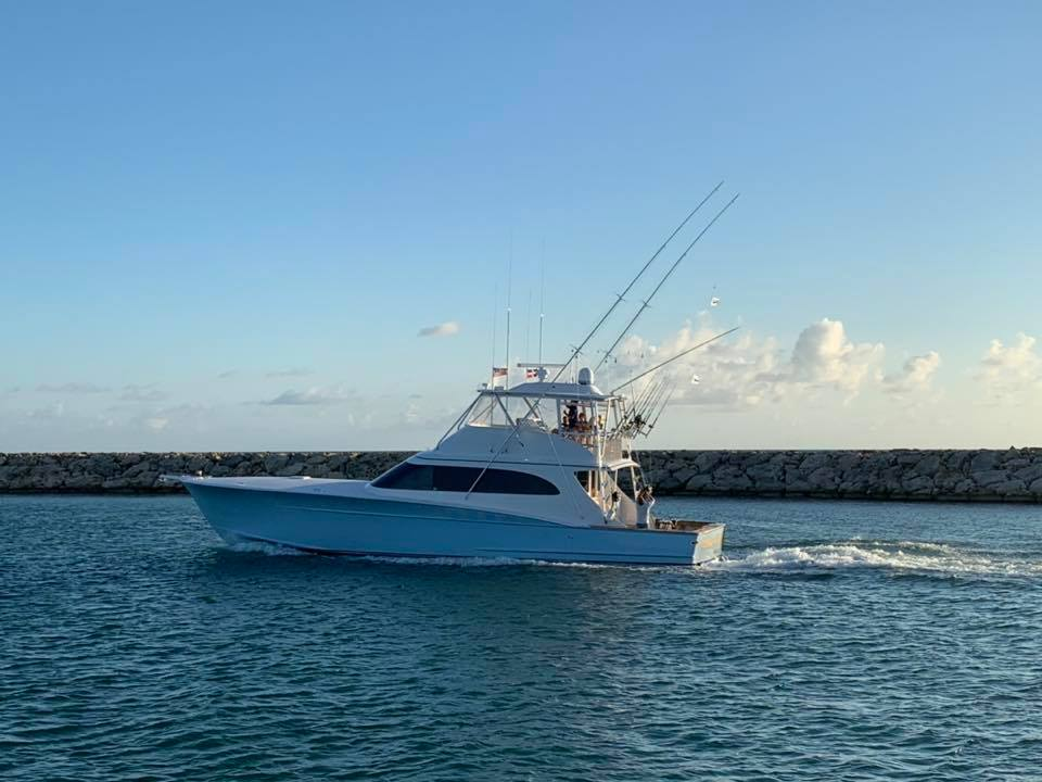 Casa de Campo, DR - Unbelievable went 2-3 on Blue Marlin.