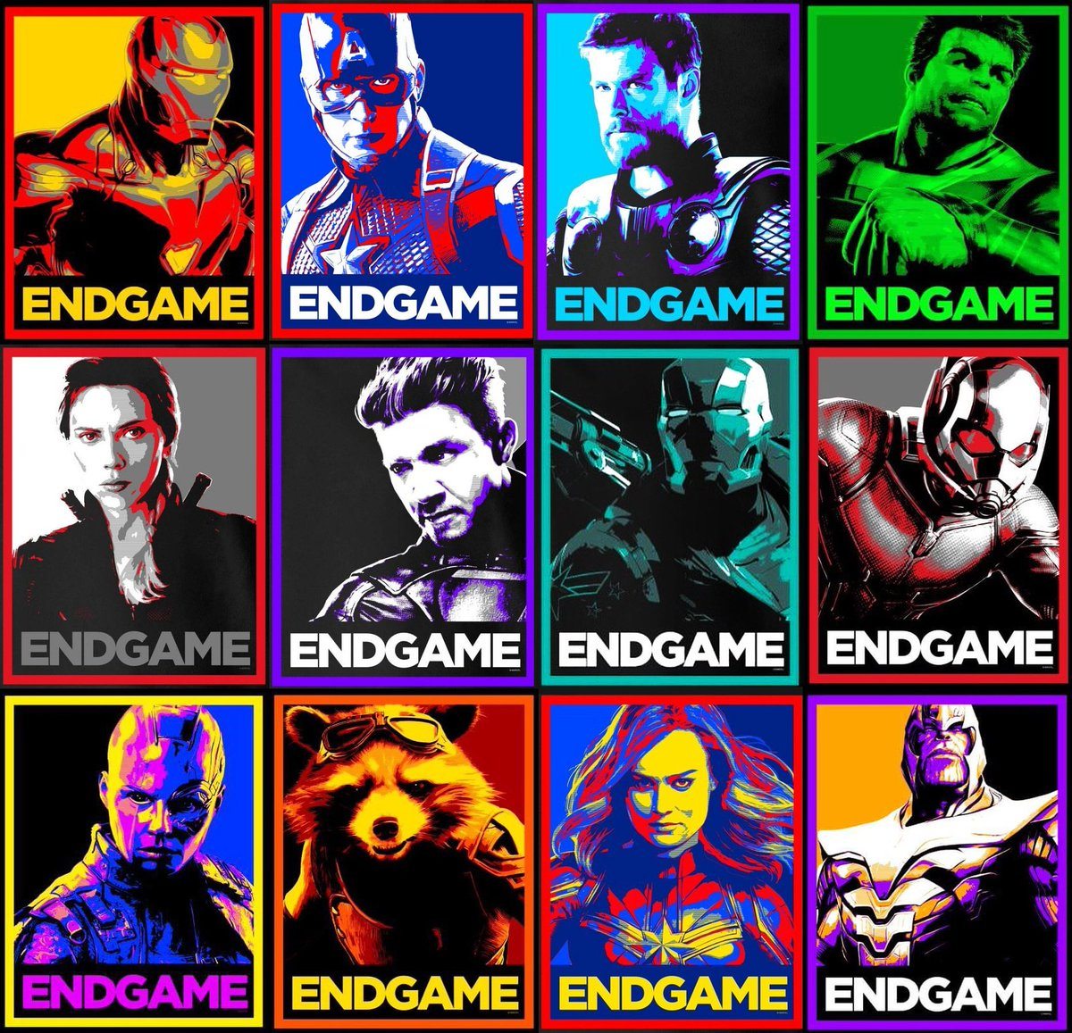 Mcu Direct On Twitter A Set Of New Avengersendgame Official Promo
