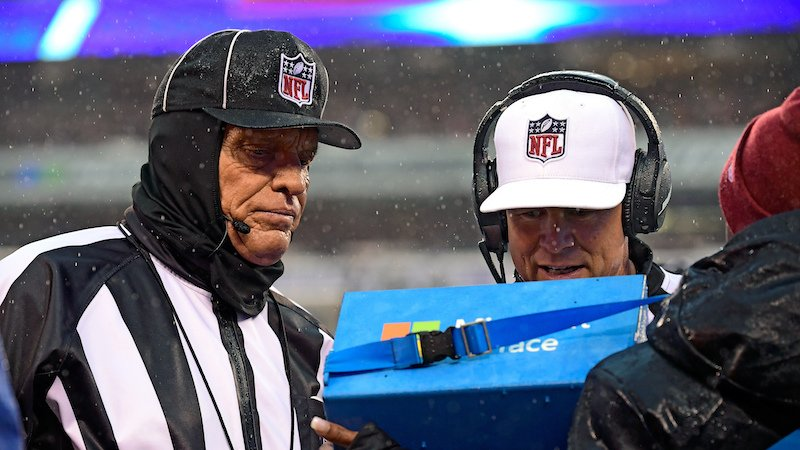 NFL Competition Committee recommends subjecting another several parts of the game to replay review:  http:// deadsp.in/uBvsIZ1  &nbsp;  <br>http://pic.twitter.com/ir7D3soDKb