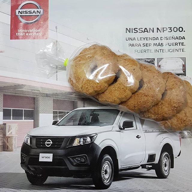 #NP300 se adapta a distintas actividades.😎 . 🚚 #Nissan #innovationthatexcites #estaquitas #abarrotes #pymes #transporte #mayoreo #galleta #agranel #abarroterocom #México #carga #vehiculoscomerciales https://ift.tt/2U0rUjw