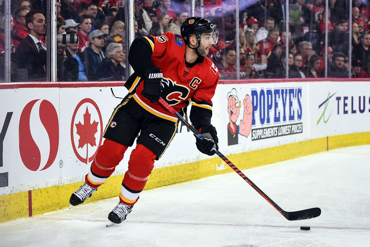 NHL Public Relations's photo on Mark Giordano