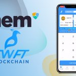 Image for the Tweet beginning: $XEM is now available on