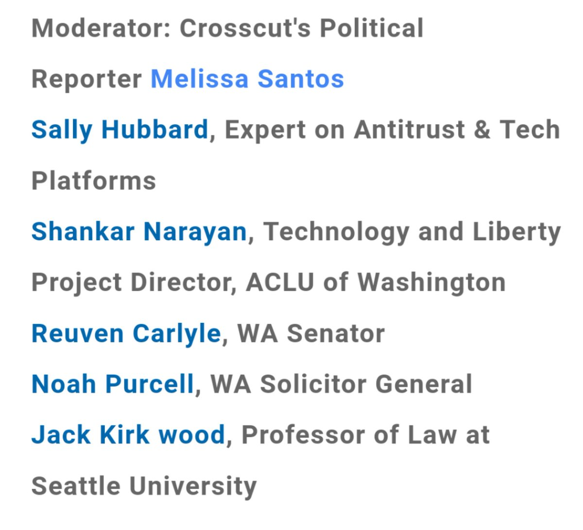 Monica Nickelsburg On Twitter From Crosscut S News Brews Event Where These Folks Will Dig Into The Privacy Bill Working Its Way Through The Washington State Legislature Https T Co Nspwusivju Washington, d.c., is one of the most important capital cities in the world. twitter