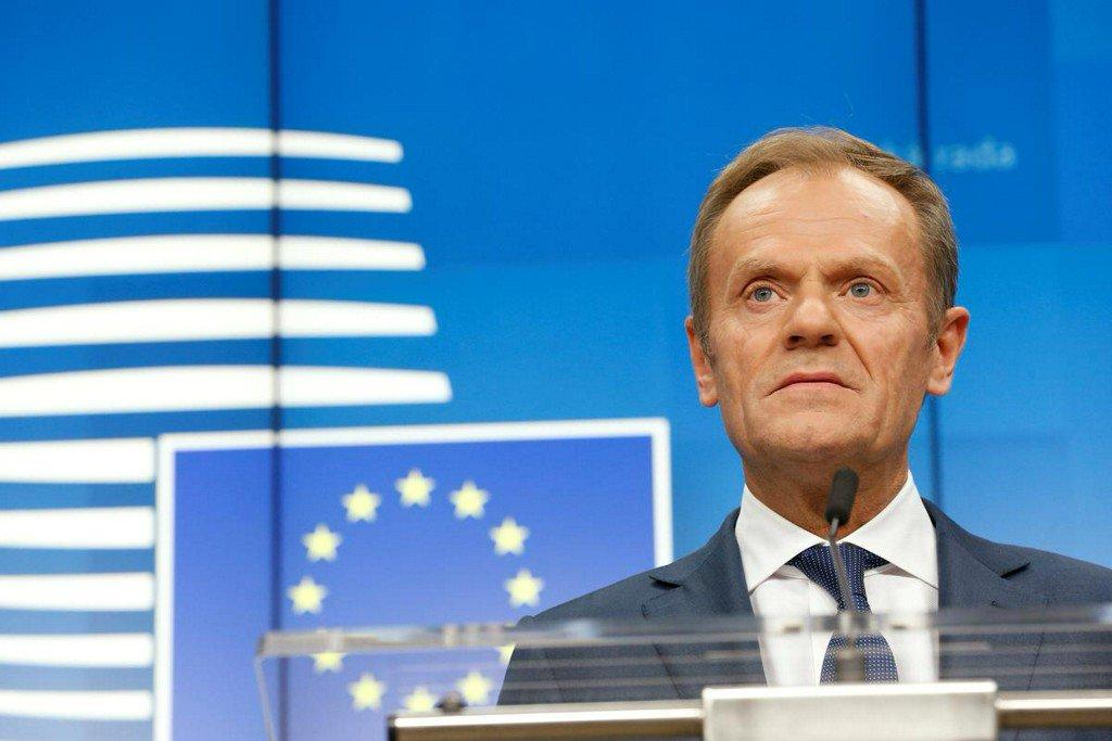 EU's Tusk says all Brexit options still open until April 12 https://reut.rs/2U7tQGO