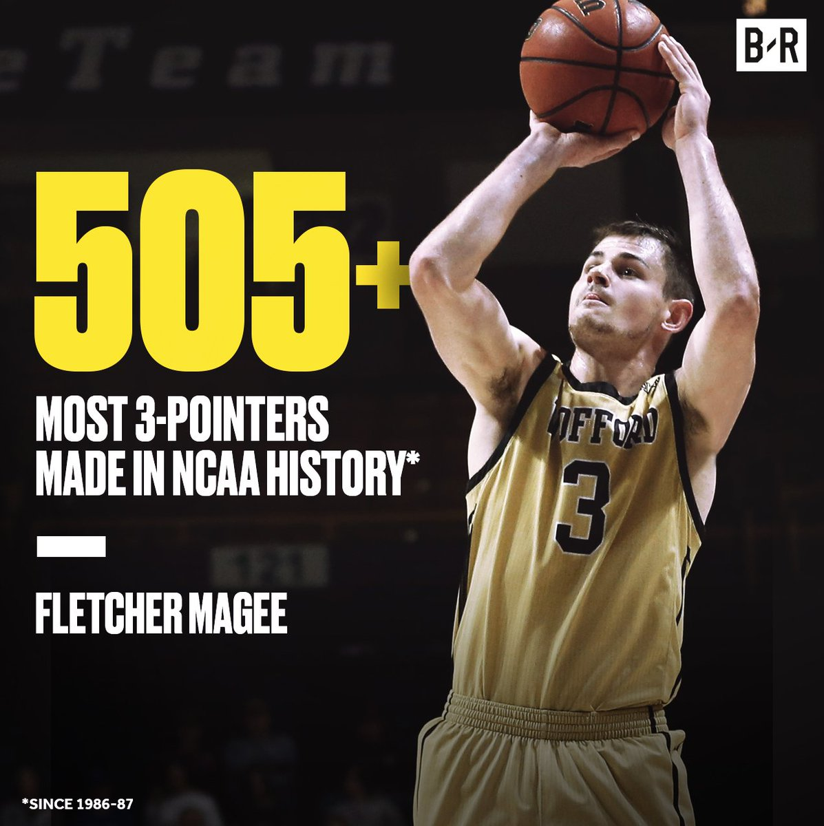 Bleacher Report's photo on Wofford