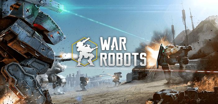 War Robots Mod Apk 4.8.0 [กระสุนไม่ จำกัด ])   http://bit.ly/2JsjUUb  #mod apk, PlayWar Robots, Unlimited ammo, War Robots Mod Apk, กระสุนไม่ จำกัด, โกงเกมมือถือ