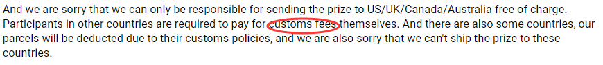 We just made a little change about the regional restrictions rule, please check it  http:// bit.ly/2S1CUI8  &nbsp;  <br>http://pic.twitter.com/2Dl0mXS8P0