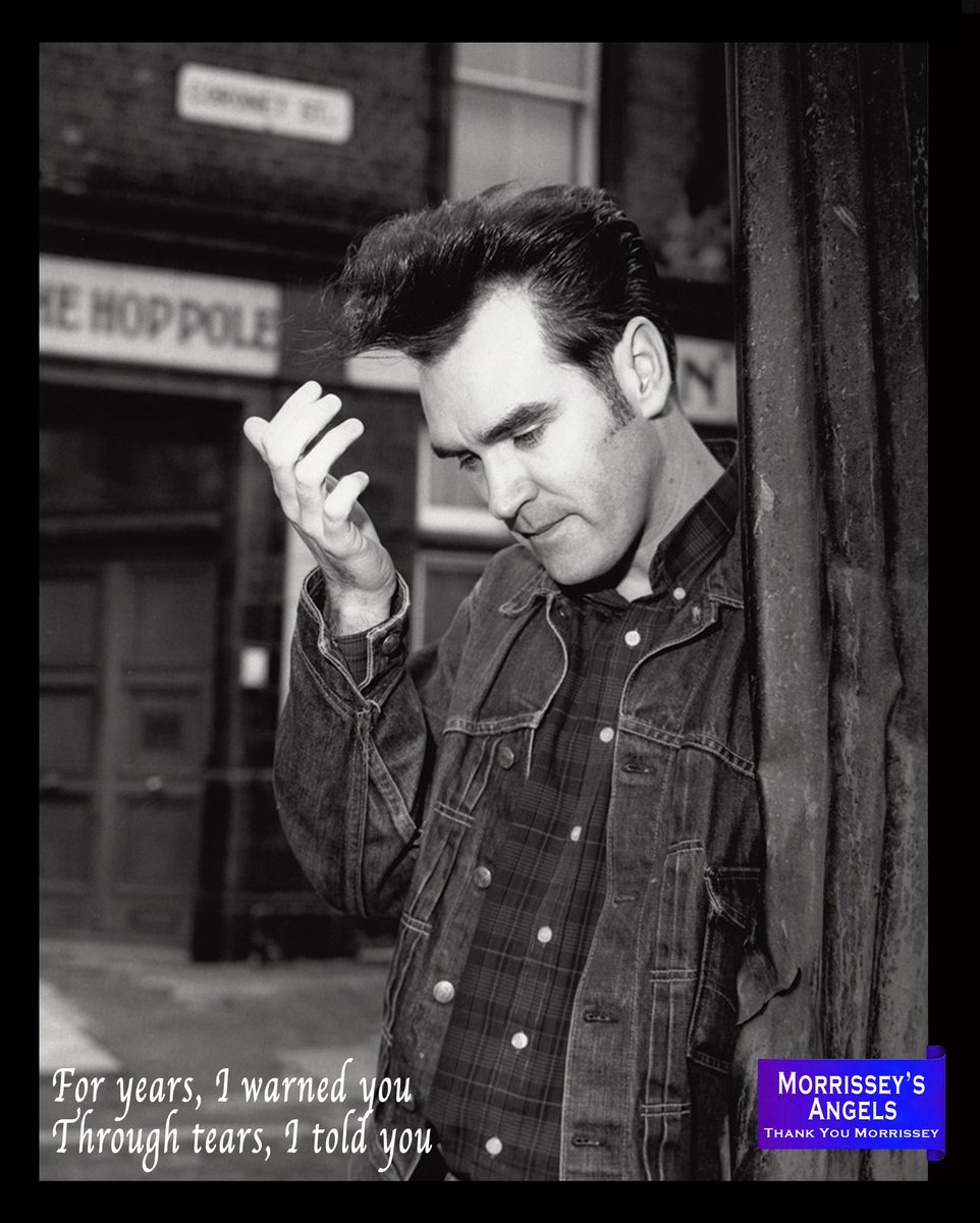 And I will never stand naked in front of you... #FridayMourning #FridayMorning #Morrissey<br>http://pic.twitter.com/gQcCf16SYI
