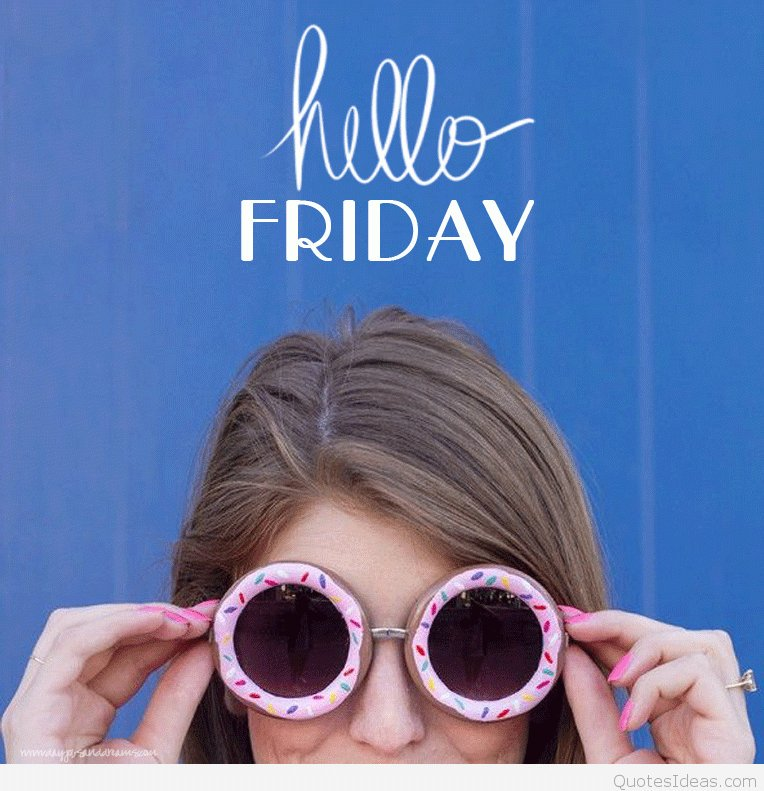 Wishing everyone the most fantastic fabulous frolicking frivolous fun filled #Friday, keep smiling and be happy! 😊💖💕 #FridayFeeling #FridayThoughts #FridayMotivation #WeekendVibes #Happiness
