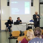 Image for the Tweet beginning: Presentata agli studenti l'Offerta Formativa