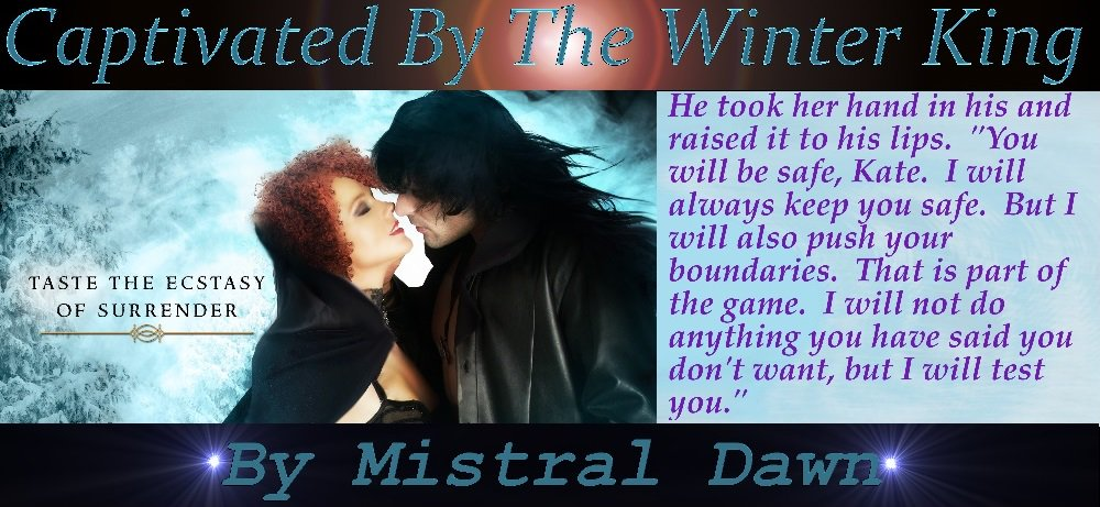 Mistral Dawn's photo on #FridayReads