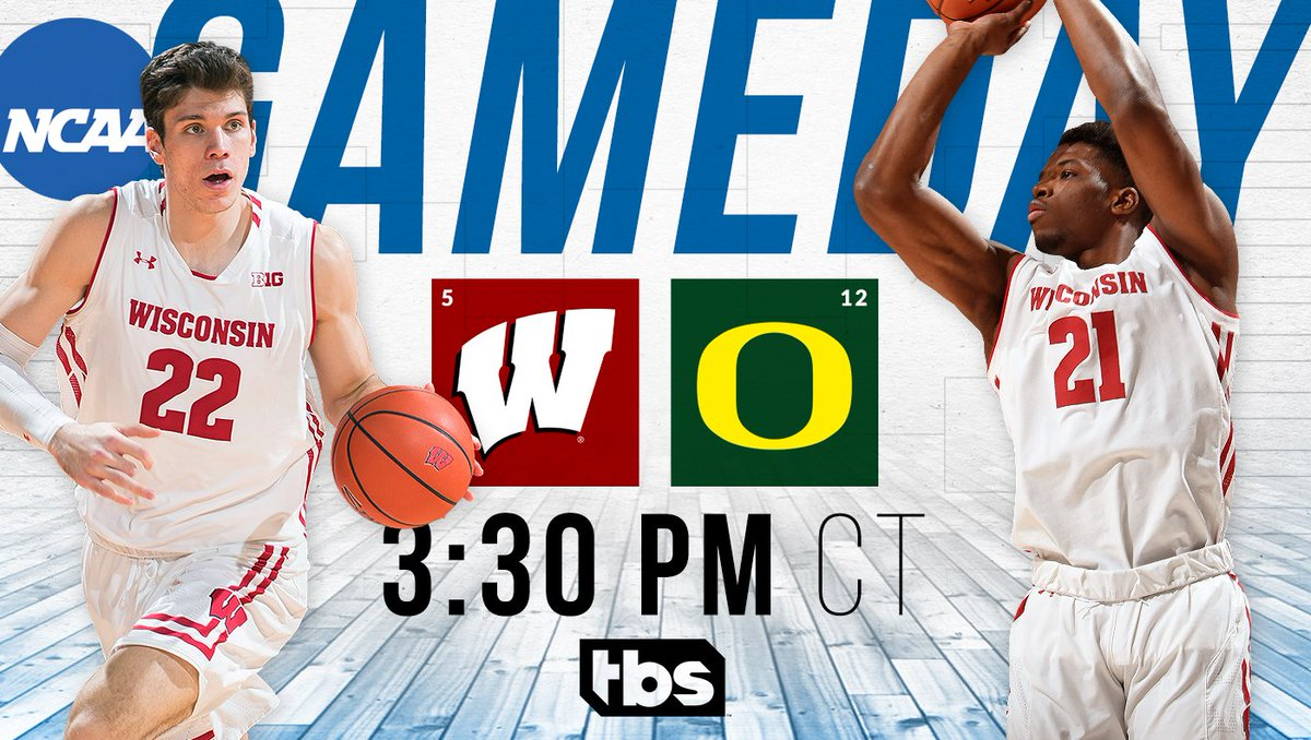 It&#39;s our turn on the dance floor  Gameday in San Jose  LET&#39;S DANCE!  #OnWisconsin // #MarchMadness <br>http://pic.twitter.com/JjAcf6eR4p