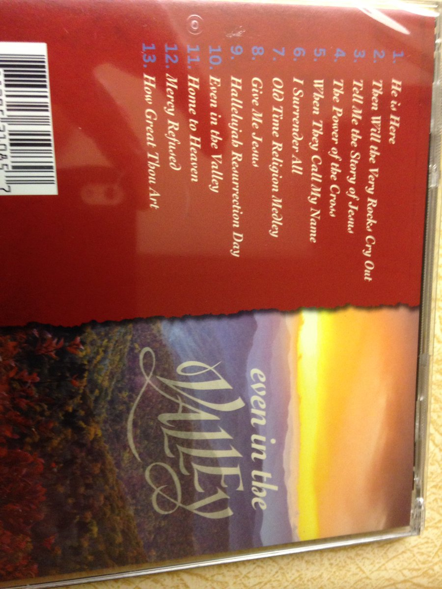 East Valley Chorale is celebrating 20 years of singing together.  We have 80 singers from 50 churches in Phx area. Many friends here listen on @YouTube @Spotify and @SoundCloud   We&#39;re giving 10 CDs away (&quot;Even in the Valley&quot;).   If interested, DM with mailing address. US only.<br>http://pic.twitter.com/VxOtaMMzm3