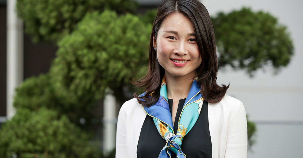 Congratulations to Serena Lu who received an AGSM Women in Leadership Scholarship for the 2020 MBA Full-Time cohort. Serena is one of five women to receive this scholarship. Find out more: http://ow.ly/aQzx50nNlvi  #AlwaysBeLearning