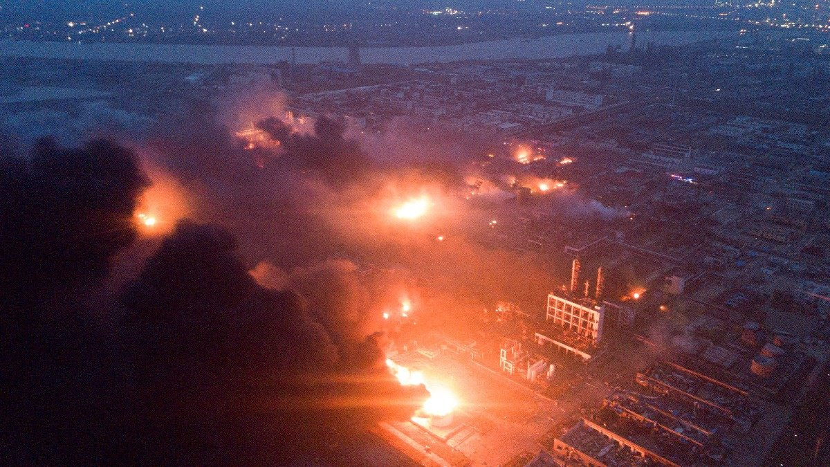 China chemical blast kills 47, injures 640: media https://reut.rs/2FqYl2k