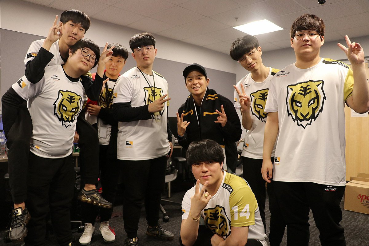 Seoul Dynasty 🐯's photo on #OWL2019