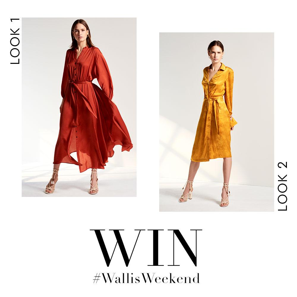Wallis Fashion's photo on #WallisWeekend